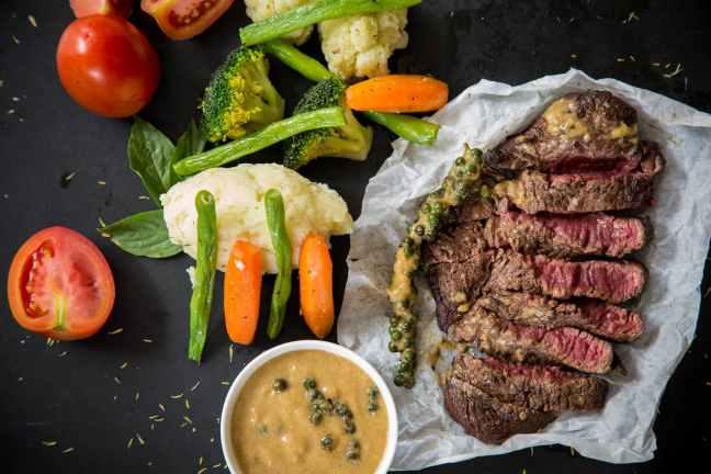 steak food
